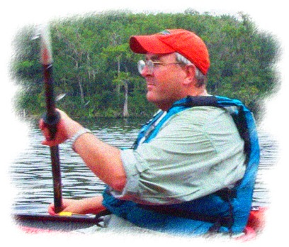 Craig Fugate, kayaking